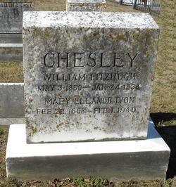 William Fitzhugh Chesley, Sr