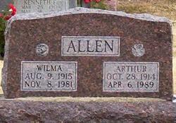 Wilma <I>Isaacs</I> Allen