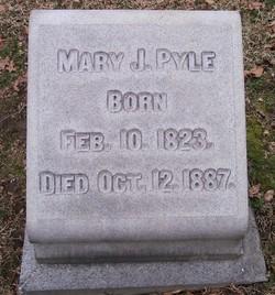 Mary Jane <I>Wilson</I> Pyle