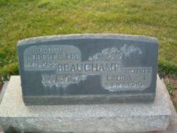 Robert E. Lee Beauchamp