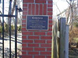 Congregation Anshe Emeth Cemetery