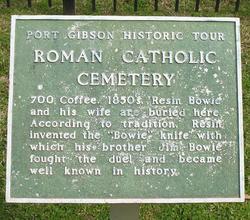 Port Gibson Catholic Cemetery