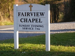 Fairview Chapel Cemetery
