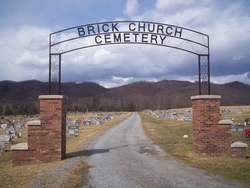 Old Brick Church Cemetery