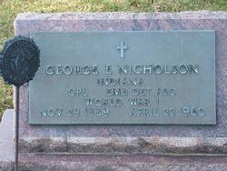 George Ediom Nicholson