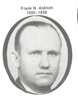 Frank Nathan Aldrich