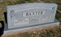 Jerrel D. Baxter