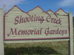 Shooting Creek Memorial Gardens