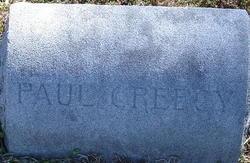 Paul Creecy