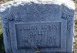 Julian Edwin Aydlett