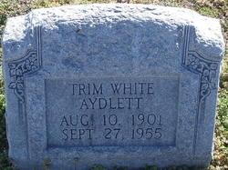 Trim White Aydlett, Sr