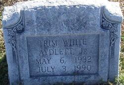 Trim White Aydlett, Jr