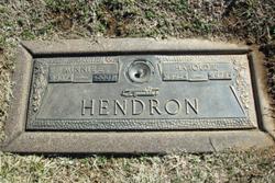 Harold Earl Hendron