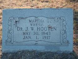 Martha Ann <I>Testerman</I> Hooten