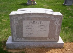 Edward P Barrett