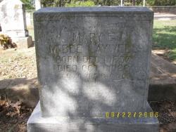 Mary E. <I>Burke</I> Laywell