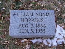 William Adam Hopkins