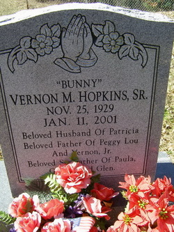Vernon M. Hopkins