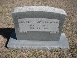 Charles Henry Arrington