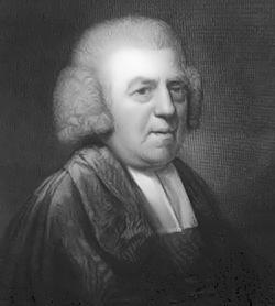 Rev John Henry Newton