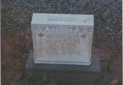 Miranda <I>McArthur</I> McMullin