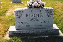 Theodore Arnold Flohr