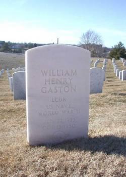 William Henry Gaston