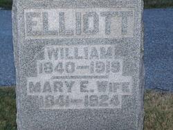 Mary E. <I>Quinn</I> Elliott