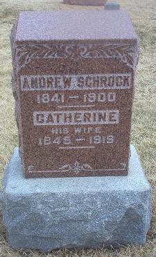 Catherine <I>Krammer</I> Schrock
