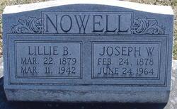 Lillie B. Nowell