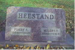 Mildred <I>Kilmer</I> Heestand