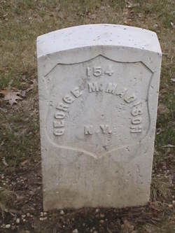 Pvt George M. Madison
