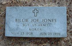 Billie Joe Jones