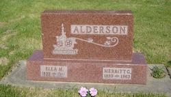 Merritt Gibson Alderson