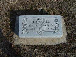 Mary Virginia <I>Ray</I> McDannel