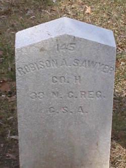 Robinson A Sawyer