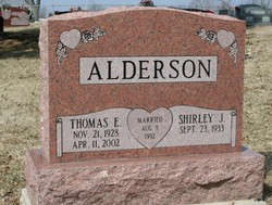 "Thomas E ""Tom"" Alderson"