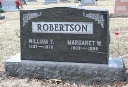 Margaret Ruth <I>Woodruff</I> Robertson