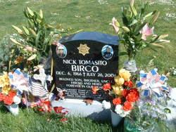 Nick Tomasito Birco