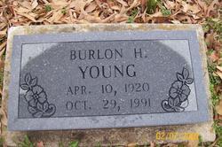 Burlon Young