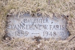 Evangeline <I>Williams</I> Faris