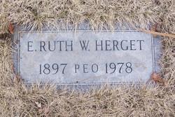 Ella Ruth <I>Williams</I> Herget