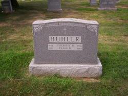 Josephine M <I>Bryant</I> Buhler