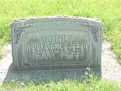 Margaret Ann <I>Brown</I> Heap