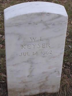 W L Keyser