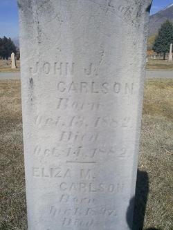 John Jacob Carlson, Jr