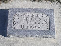 Warren Driggs