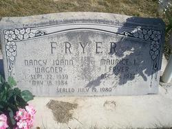 Nancy Joann <I>Wagner</I> Fryer