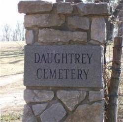 Daughtrey Cemetery