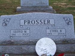 Ethel Blanche <I>Rosenbaum</I> Prosser